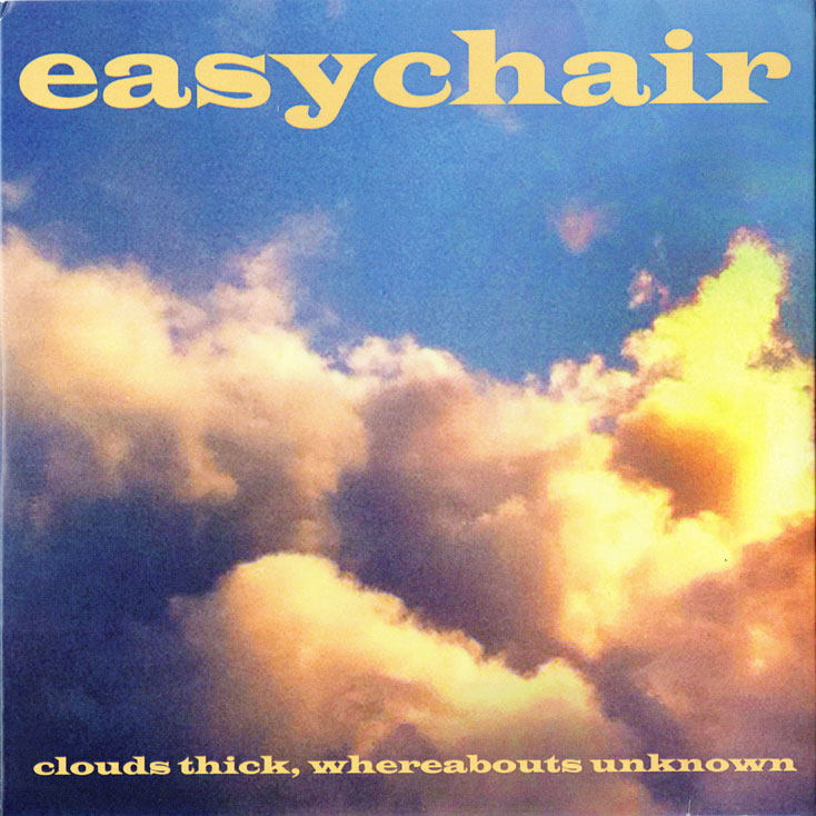 'Clouds Thick, Whereabouts Unknown' by Easychair