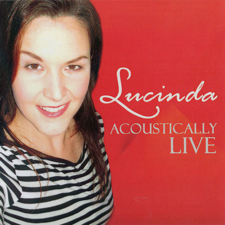 'Acoustically Live' by Lucinda