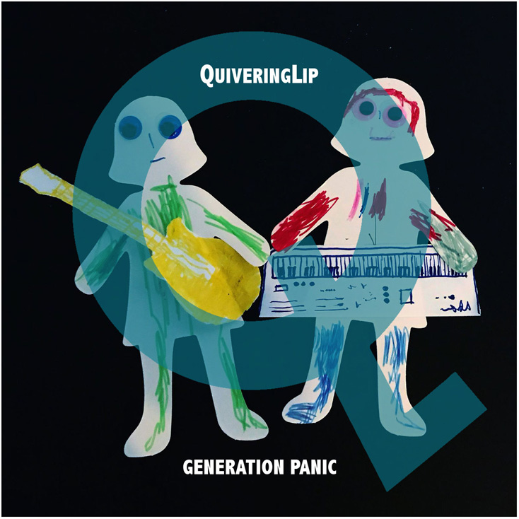 'Generation Panic EP' by Quivering Lip